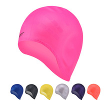 New 2016 Adults silicone Swimming cap women piscine Swim caps men gorras gorro natacion hat piscina Factory Wholesale