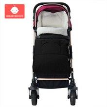 Winter Warm Baby Sleeping Bag Soft Cotton Newborn Stroller Pram Universal Footmuff Thicken Sleepsacks Bunting 0-6T