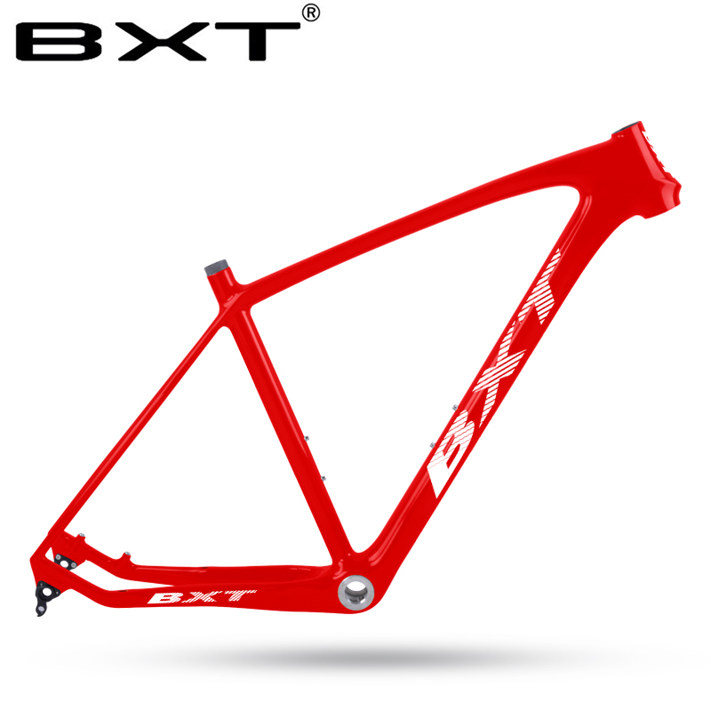 2019 BXT Chinese cheap bicicletas mountain bike 29 mtb carbon frame 29er used racing bike cyclocross frame bicycle frame
