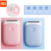 Original XIAOMI SMATE 3in1 Mini Electric Hair Shaver Portable Waterproof USB Rechargeable Hair Removal Clipper Clean Comfortable
