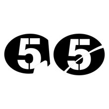 Coque de moto avec décalcomanies numéro 1-20 pour Vespa série 2, Sei timni GTS 300 GTV250 GTV125 300 HPE