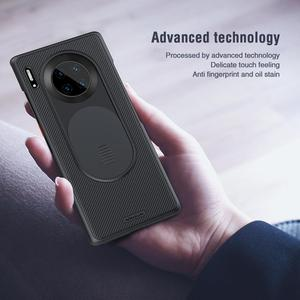 Image 4 - Nillkin Camshield Cases For Huawei Mate30 Mate 30 Pro Case Slide Back Cover for Camera Protection PC Hard All Around Coverage