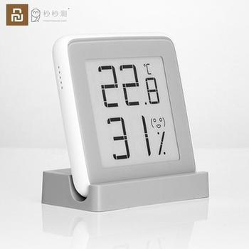 Youpin MiaoMiaoCe E-Link ink Screen Bluetooth Smart or Basic Digital Moisture Meter Thermometer Temperature Humidity Sensor