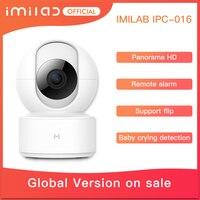 【Global Version】IMILAB Sicherheit Kamera 360 IP Kamera Wifi 1080P Surveillance Startseite CCTV Baby Monitor HD IR Nachtsicht