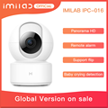 【Глобальная версия 】imilab камера безопасности 360 ip-камера Wifi 1080P домашнее Видеонаблюдение CCTV детский монитор HD IR ночное видение
