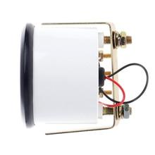 Автомобильный Поплавковый измеритель уровня топлива, датчик, индикатор E-1/2-F DC 12 В 52 мм