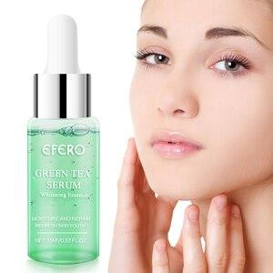 Image 4 - Hyaluronzuur Serum Zes Peptiden Antiaging Rimpel Serum Whitening Cream Acne Behandeling Litteken Verwijdering Essentie Gezichtscrème