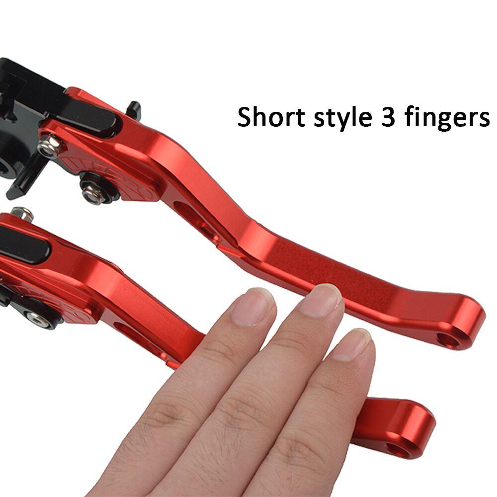 Купить аксессуары для мотоциклов регулируемые короткие сцепные рычаги