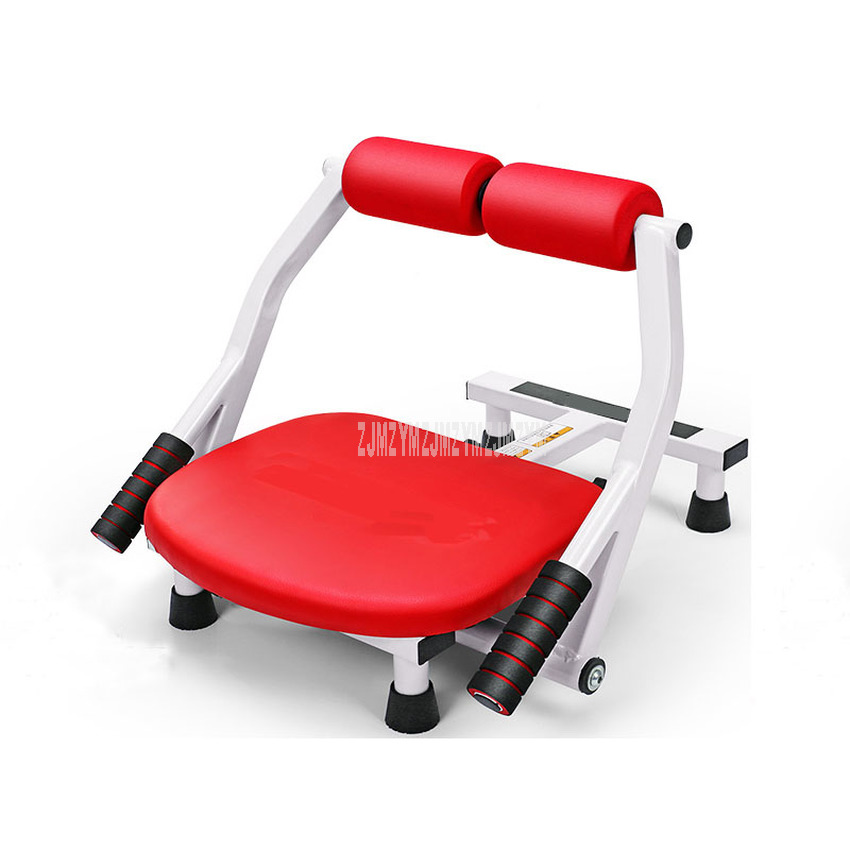 Lady's Lazy AB Abdominal Training Machine Women Slimming Waist Thin Belly Trainer Spring Sit Up Assistant Indoor Home Fitness