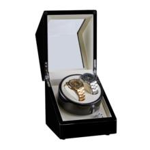 4 типа модные автоматические часы Winder держатель дисплей для механических часов Мини Мотор шейкер коробка с подзаводом высокого класса часы коробка