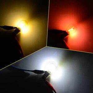 NAO P21W P21/5W BA15S светодиодный АВТО PY21W 1156 12V автомобильный указатель поворота P21 5W 1157 Красный тормозной белый BAU15S BAY15D Задний обратный светильник|Сигнальная лампа|   | АлиЭкспресс