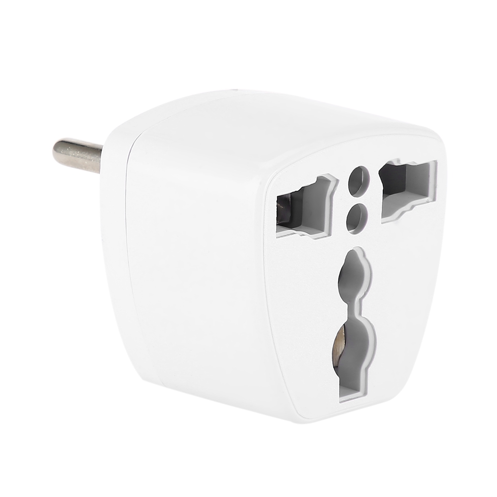 Universal Power Plug Travel Converter Adapter Converting From US UK AU To EU​(China)