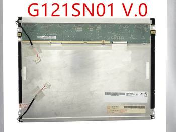 Can provide test video , 90 days warranty LCD Part G121SN01 V.0 фото