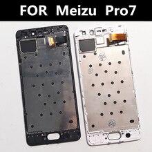 """5.2 """"Meizu Pro7 Pro 7 TFT LCD ekran dokunmatik ekranlı sayısallaştırıcı grup M792M M792H ekran değiştirme Meizu Pro 7 için LCD"""