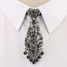 Men Accessories Short Wine Neckties-Trendy Wedding-Ceremony Party Luxury Tie Personality