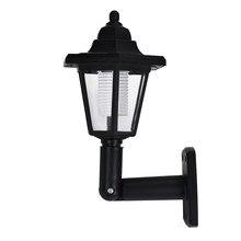 Durable10 часов непрерывного освещения Светодиодная лампа на солнечных батареях Путь стены Пейзаж крепление сада Забор лампа открытый