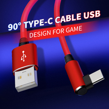 Posuger 90 Degree USB Type C Fast Charging USB C Cable Type-c Data Cord Charger USB-C For Samsung S8 S9 Note 9 8 Xiaomi mi8 mi6 voxlink usb type c 90 degree fast charging usb c cable type c data cord charger usb c for samsung s8 s9 note 9 8 xiaomi mi8 mi6