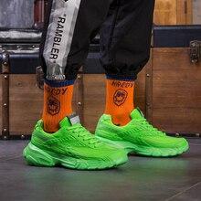 ZUFENG тренд ультра-легкая спортивная обувь для мужчин стабильность спортивная обувь осенние тренировочные кроссовки дышащая уличная теннисная обувь