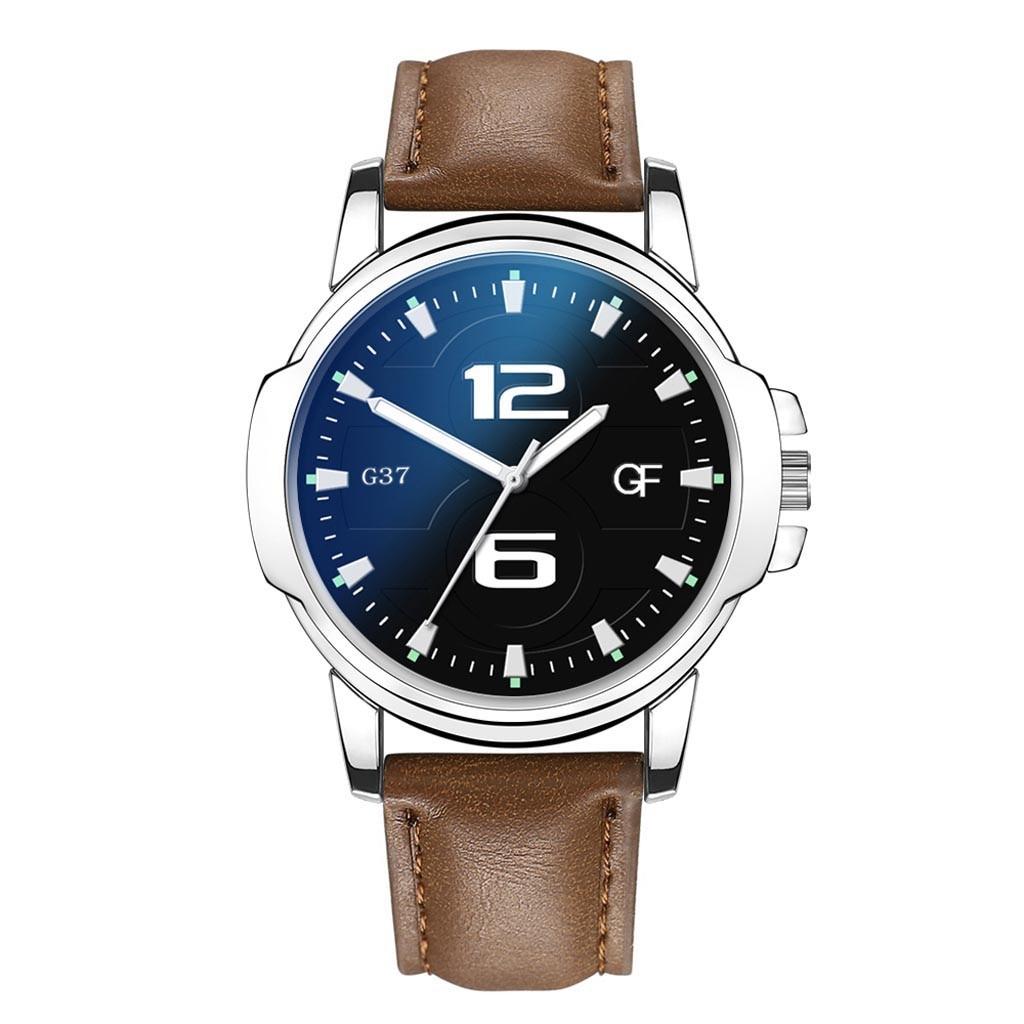 Top Brand Fashion Quartz Watch Men Watches Luxury Male Clock Business Mens Wrist Watch Custom Design часы мужские наручные 2
