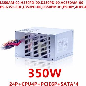 New PSU For Dell 220 390 790 530 9010 350W Power Supply L350AM-00 H350PD-00 D350PD-00 AC350AM-00 PS-6351-6DF L350PD-00 D350PM-01 фото