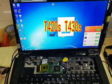 Saniter aplicar para lenovo t420s t430s tela alta pontuação ips 1920*1080 hd portátil lcd