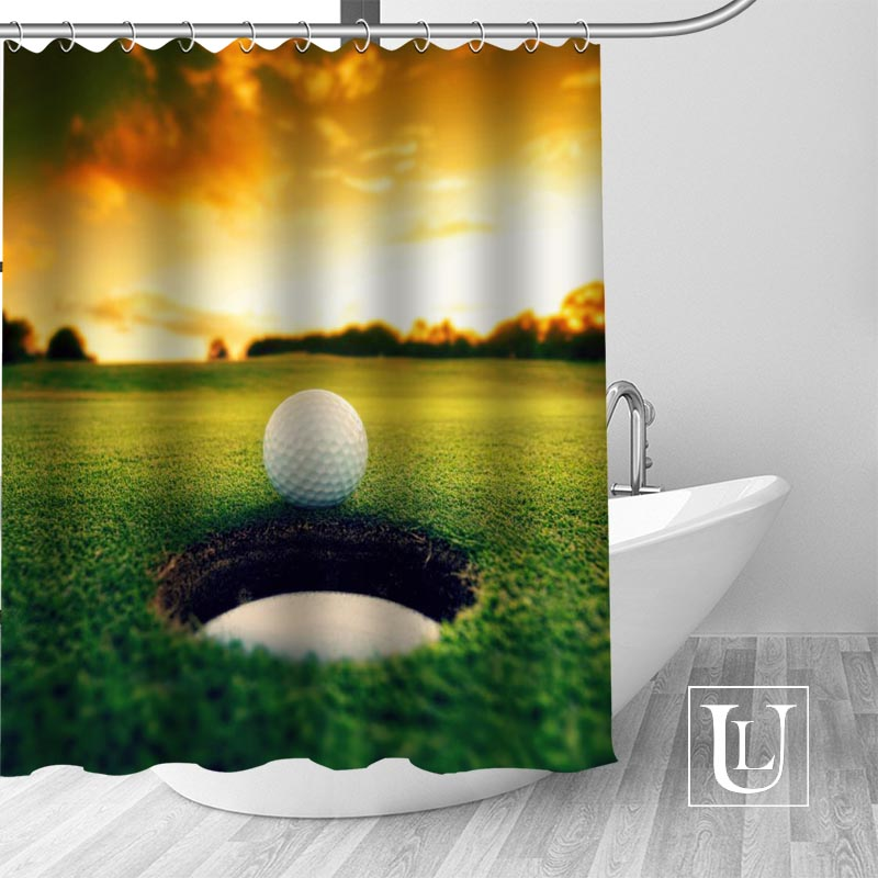 golf shower curtain buy golf shower curtain with free shipping on aliexpress mobile