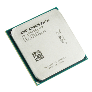 AMD A8-Series A8 9600 3.1GHz 65W Quad-Core Processor AD9600AGM44AB Socket AM4 scattered pieces cpu no fan