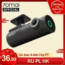 English Voice Control 70mai Car DVR Cam 1S 1080HD 70mai cam Night Vision 70Mai Dash Cam 1S Free Wifi Recorder 70 mai Dash Cam 1S
