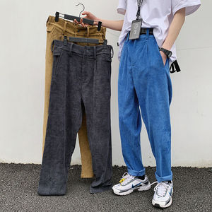 2020 Men's Corduroy Fabric Swe
