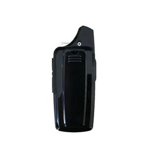 Image 4 - 2 adet HF MINI telsiz PMR446 cb radyo istasyonu Ultra küçük ham radyo comunicador verici ücretsiz kulaklık telsiz
