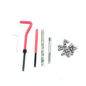 25 шт. автомобиль Pro катушки Сверл Из быстрорежущей инструментальной стали метрической резьбы ремонт Вставить Комплект M3 M4 M5 M6 M7 M8 для спиральные Инструменты для ремонта автомобилей грубая лом        АлиЭкспресс