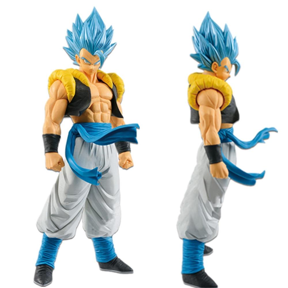 Dragon Ball Super Blue Gogeta Action Figure 25cm 1
