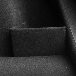 Image 3 - Xburstcar 자동차 트렁크 부팅 배플 파티션 부품 꼬리 상자 스토리지 액세서리 폭스 바겐 폭스 바겐 골프 7 7.5 MK7 MK7.5 2013   2019