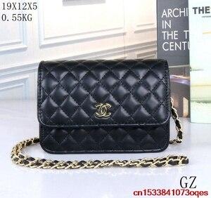 Luxury Designer Brand Chanel- Handbag Shoulder Bags Women Messenger Bag Bolsa Feminina Handbags C200