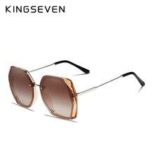 KINGSEVEN 2020 Women's Glasses Luxury Brand Sunglasses Gradi