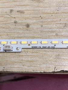 Image 2 - 2 шт./лот для Hisense LED50K5500US ЖК подсветка RSAG7.820.6412 экран he500iu b51 80LED 544 мм