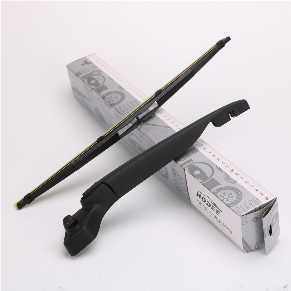9483518 Rear Windshield Wiper Arm Blade Cover Cap Kit for Volvo XC70 V70 2000 2001 2002 2003 2004 Repl# OE