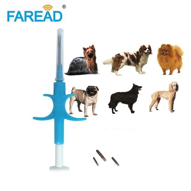 شحن مجاني 1.4x 8 مللي متر/2*12 مللي متر Bioglass العلامة FDX B الكلب رقاقة الحيوان زرع ISO رفيد رقاقة حاقن الطبيب البيطري حقنة الحيوانات الأليفة المستجيب