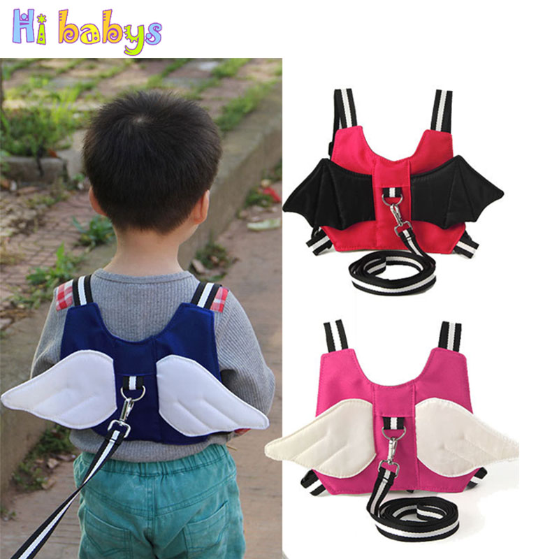Toddler Anti-Lost Backpack Baby Safety Walking Harness Reins Leash Child Kid US