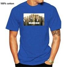 T-shirt pour hommes avec les Personnages The Walking Dead, taille S 4Xl