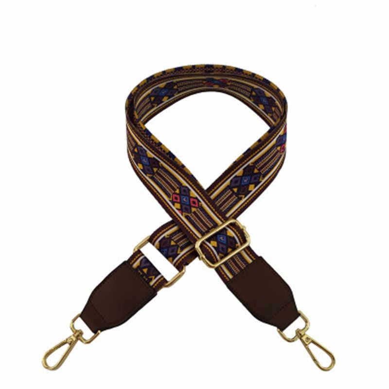 Nueva correa de hombro larga antigravedad HJKL sustituye a la correa de la bolsa correa de hombro ancha correa ajustable estilo caliente para un buen regalo