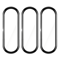 Protector de pantalla 3D para Xiaomi Mi Band 5 y 6, 1/2/3/5 Uds.
