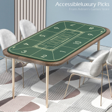 Poker-Table-Cloth Layout-Mat Fancy-Design 12060/18090 High-Quality New-Arrival