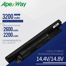 Apexway Laptop Battery for Dell Inspiron XCMRD 14 3421 14R-5421 5421 3521 5521 3721 15-3521 series