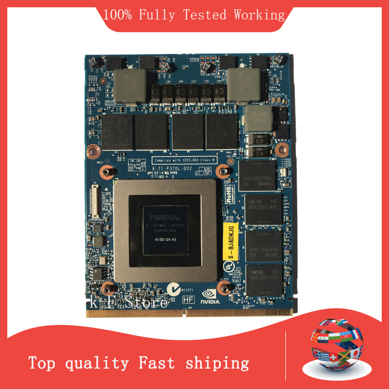 Brand New GTX880M GTX 880M 8GB N15E-GX-A2 Graphics Video Card For DELL <font><b>Alienware</b></font> M13X <font><b>R1</b></font> R2 M15X <font><b>R1</b></font> R2 <font><b>M17X</b></font> R2 R3 R4 R5 M18X R2 image