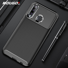 For Honor 10i Case Luxury Carbon Fiber Cover Full Protection Phone Case For Huawei Honor 10 i 20i 20lite Cover Classic Bumper for huawei honor 20i honor 10i case cover nillkin pu leather flip case for huawei honor 20i honor 10i cover flip phone case