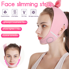 Face-Lifting-Belt Slimming-Strap Reducing-Wrinkles Double-Chin for Breathable Women