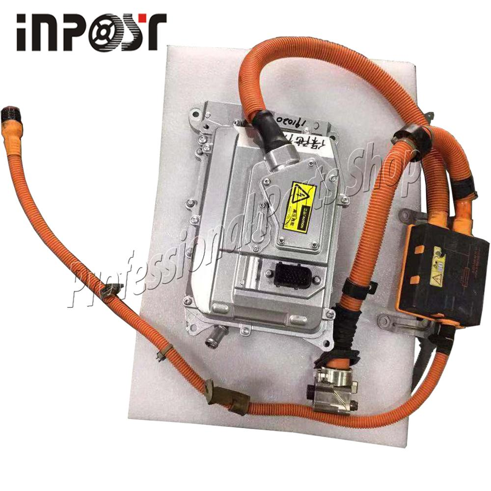Inverter Assembly Hybrid electric power converter For Mercedes S400 W221 S-Class 2215404450 0045459701 0009064703 image