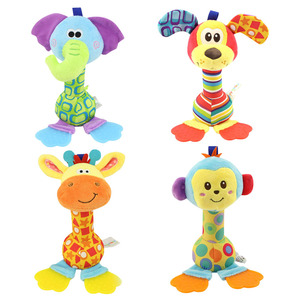 Hand Rattle Cute Baby Toys for