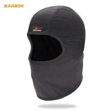 WOSAWE Breathable Mesh Mens Motorcycle Helmet Inner Caps Anti-Sweat Mask Hat Mot